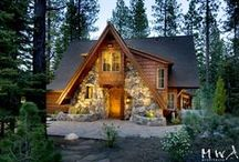 Cabins / by Joy Lay