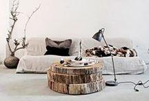 Nordic living / Inspiration til den enkle scandinavisk indretning. Inspiration from scandinavian decor.