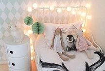 Børneværelser { Kids Rooms } / Fine og kreative idéer til børneværelset