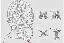 Børne frisurer (Kids haircuts and hairstyle) / Tips og idéer til håret