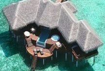 Maldivler Otelleri - Maldives Resorts / Maldivlerde keyifli bir tatil geçirebileceğiniz oteller...