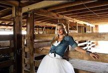 Bridal Portraits / Bridal portraits taken at Bauer Ranch