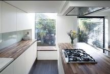 Victoria Road / London Victorian Home Renovation. Architects & Images: Feneley Studio Glazing: Culmax, Oriel Bay Window, Pivot Door and Automated Opal Roof Light