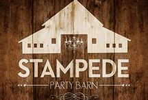 Stampede Party Barn at Bauer Ranch / Photos of the Stampede Party Barn Venue at Bauer Ranch in Winnie, Texas