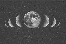 moon / #moon #sky #sun