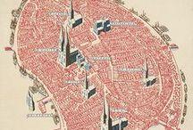 Old Urban Maps