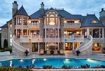 Hírességek otthonai / Ismert emberek, sztárok és hírességek házai, otthonai az egész világban...