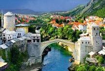 Gyönyörű helyek / A világban előforduló csodaszép helyekről