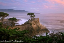 Monterey Peninsula Photography / These are photographs I have taken or have seen on Pinterest of the Monterey Peninsula that I like.