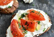 Food for the Foodies / There is nothing like good healthy food. Breakfast, lunch, dinner and recipes for entertaining.