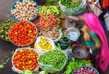Bazar in the world! / #burrabazar #market #foodmarket #vegan  #recips #bazar