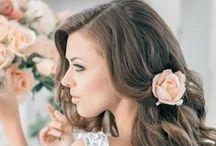 Coafuri de mireasa / Cocuri sau orice alt stil in care iti poti aranja parul pentru ziua nuntii !
