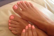 Beauty: Nails / Nael | french manicure | nail art | feet | hands