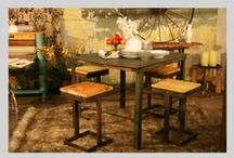 www.gdel.pl - DINING ROOM / All of this things you can buy here: www.gdel.pl They are made in 99% from recycled products. 100% of ecology!