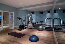 Home: Home gym / Home gym |