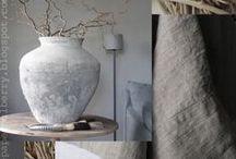Grijstinten in huis / Trendy grijstinten in huis? Doe hier je inspiratie op!