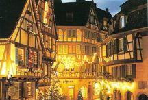 Noël en France et ailleurs / Ce que j'aime de cette fête si particulière, ici, là et ailleurs