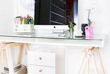 Deco inspiration / Inspiration office decoration