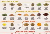 Infographics / Tips for a healthy gluten-free vegan lifestyle.