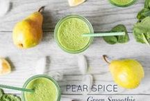 Plant-Based Drinks and Smoothies / Drink and smoothie recipes made with healthy ingredients.
