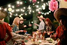 To do: Dinner parties / Dinner parties | theme party