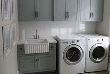 Home: Laundry Rooms