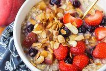 Plant-Based Breakfast Ideas / Vegan and gluten-free breakfast recipes.