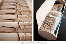 Packaging Design / Put a different spin on client and promotional packaging and gifts.