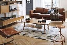 [LIVING] Creating home... / Ideas and inspirations to create my new own home!