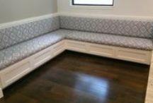 Built In Furniture / Built-in custom furniture