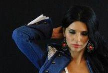 Klip forgatás / Klajkó Szandra klip forgatásán Réthy Fashion ruhákban
