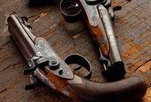 Guns / Antiques.Unique.Displays.Stands.