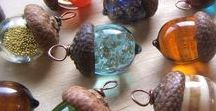 Ornaments / Interesting ornaments and ways to display them...