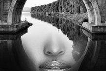 Monochrome photography / Wszystko w odcieniach szarości