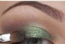 Makeup Insipiration / Feeling a little uninspired with your look? Check out these techniques for achieving a higher brow line, and plump lip, or standout eyes.