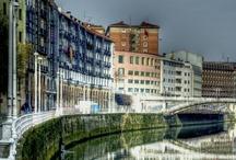 Bilbao nos inspira... / Bilbao inspire us / Nuestra ciudad y la fuente de inspiración para muchos: sus calles, sus comercios, sus parques... / Bilbao is where we live and what inspire us to work harder. Welcome!