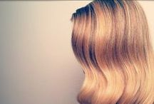 Hair / Beautiful shiny, luscious locks start with proper hair care. Be inspired by simple styles for up-do's and tips for achieving that healthy shine.