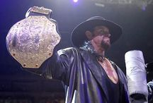 The Undertaker / by Shawn Slocum