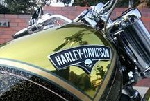 Harley-Davidson FXSBSE CVO Breakout / Hard candy gold dust-Liquid sun