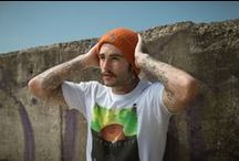 Look Books / Lifestyle & fashion photography from Seventyseven - Original music inspired apparel