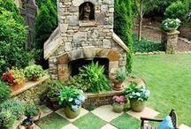 Outdoorareas and Gardening
