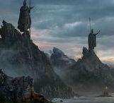 Tolkien: Gondor and Númenor