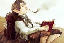 Tolkien: LotR & The Hobbit