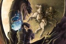 Tolkien: Éowyn vs the Witch-King