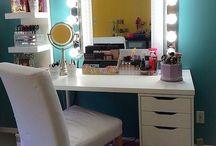Makeup & Vanity