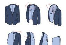 Men's Style Tips / Dicas para o seu dia-a-dia