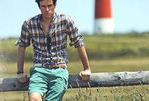 Summer Outfits - Men's Fashion / Algumas sugestões para fazer sucesso no Verão.