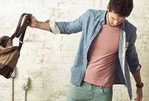 Spring Outfits - Men's Fashion