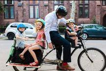Biking with Kids / Biking with kids, family cycling, active families, kids bikes, cargo bikes, family bikes, cycling, mountain biking with kids, family bike