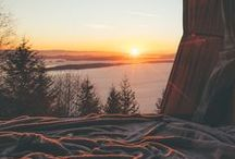 HÄNG | Beautiful outdoors / All those perfect views that we are missing by staying inside